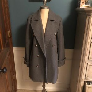 Michael Kors Wool Pea Coat
